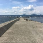 リベンジ戦【ドラゴンへの道】その1~神戸新波止~その2尼崎湾奥テトラ。