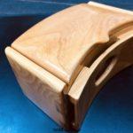 【UROKODO木製餌箱】UROKODO餌箱の装着にピッタリのベルトを見つけた【落とし込みベルト】